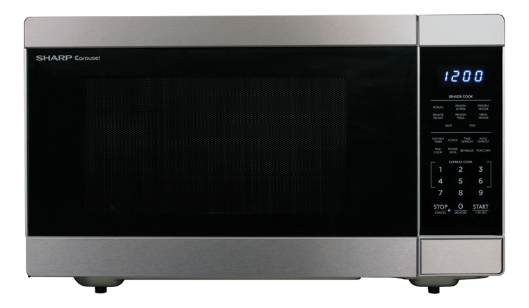 1100w Stainless Steel Countertop Microwave Oven Smc1662ds