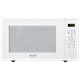 2.2 cu. ft. Sharp White Countertop Microwave (R-659W)