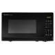 0.7 cu. ft. Sharp Black Carousel Microwave (SMC0710BB)