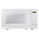 0.7 cu. ft. Sharp White Carousel Microwave (SMC0710BW)
