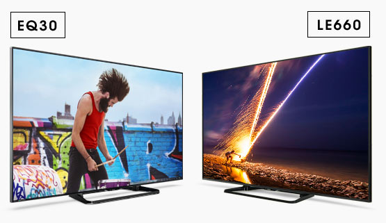Sharp HD Series