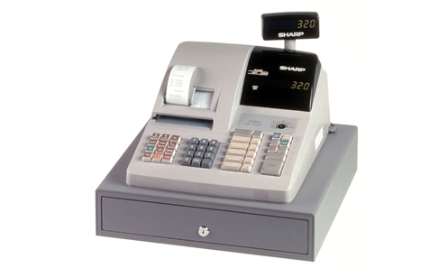 ER-A320 Electronic Cash Register