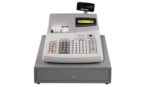 ER-A410 Electronic Cash Register