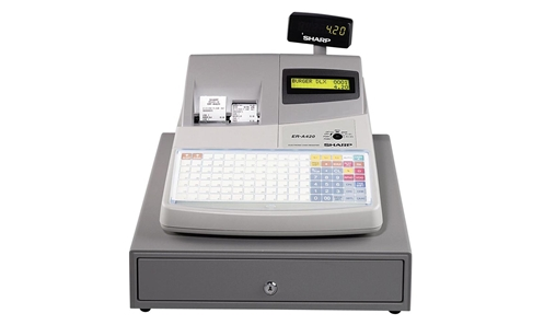 ER-A420 Electronic Cash Register