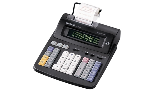 EL-1192BL Printing Calculator