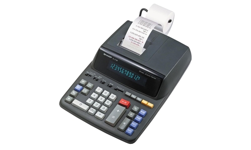 EL-2196BL Printing Calculator