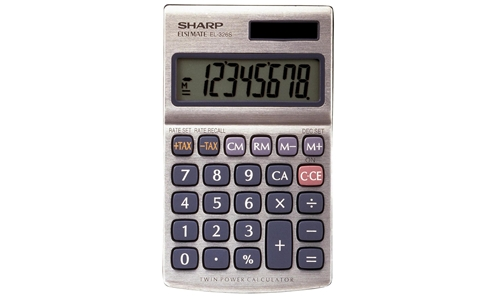 EL-326SB Basic Calculator