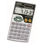 EL-344RB Metric Converter Calculator