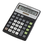 EL-R297BBK Basic Calculator